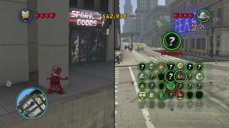 Jagerdemon playing LEGO Marvel Super Heroes