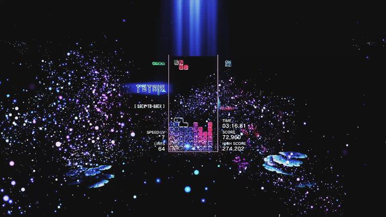 Tetris Effect: Connected
