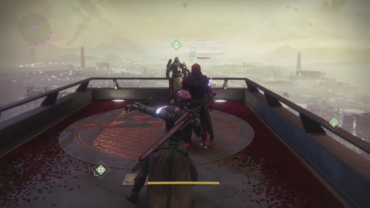 TheJadeFox 13 playing Destiny 2